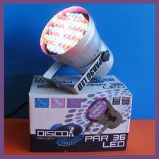PAR 36 LED 5 Canali DMX per Feste Party Discoteca