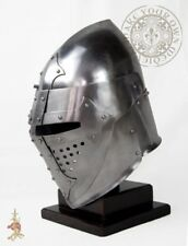 sugar loaf helmet Early to Mid 14th Century by vimhari