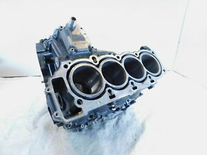 BMW K1300R K1300S K1300GT Black Engine Motor Block Crankcase - 11117713471