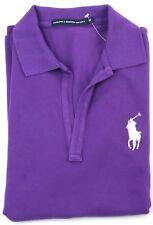 Ralph Lauren Womens Purple Polo T Shirt Size Medium. NWOT