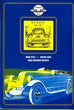 RAC Rally 1982-1997 - reviews, results ++ - VERY USEFUL BOOK