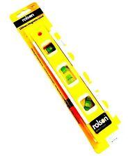 ROLSON Magnetico Livella Caravan Edificio Strumento Gadget 3 FIALE - 230mm