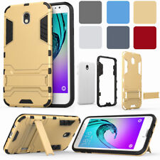 For Samsung Galaxy J3 J5 J7 Pro 2017 Shockproof Drop Proof Hard Stand Case Cover