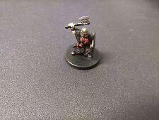 D&D Dungeons & Dragons Miniatures Harbinger Dwarf Axefighter #3