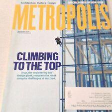 Metropolis Magazine Climbing To The Top Arup September 2013 071117nonrh