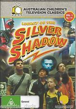 Legacy Of The Silver Shadow Volume 1 Episodes 1-4 New DVD Region ALL Sealed PAL