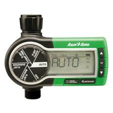 Rain Bird Electronic Hose Timer Programmable Battery Back-Up Outdoor Cold Water