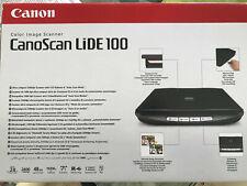 Canon CanoScan LiDE 100 Flachbett-Farbscanner neu in OVP