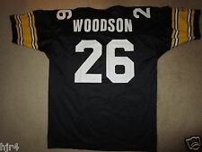Rod Woodson #26 Pittsburgh Steelers NFL Champion Jersey 44