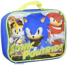 Super Sonic Sonic Powered! Insulated Lunch Bag - Lunch Box