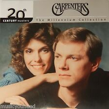 Carpenters - The 20th Century Masters - The Millennium Collection (CD 2002) LN