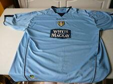 maillot de foot Leeds United Diadora bleu ciel XXL