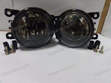 Fog Lights Pair For Mitsubishi Outlander ZG Triton ML Pajero NS NT NW L200