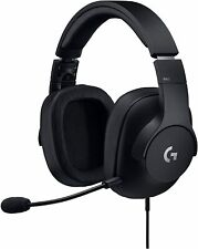 Logitech G Pro Gaming Headset Black Wired Pro Mic for Xbox PS4 PC Mac Nintendo