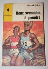 Deux secondes à prendre / collection Marabout junior / Michel Duino / numéro 249