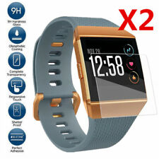 2x Tempered Glass Screen Protector Film for Fitbit Blaze Ionic Surge Smart Watch