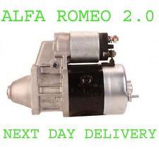 ALFA ROMEO 2.0 1984 1985 1986 1987 1988 1989 > 1992 REMANUFACTURED STARTER MOTOR