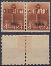 SWA Südwestafrika 1941 * Mi.224/25 MLH, Stamp South Africa w/ovpt. [sq7479]