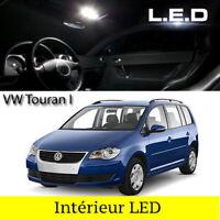 LED Innenraumbeleuchtung Beleuchtung Set / 9 led Glühbirnen für VW Touran 1