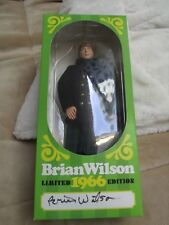 Brian Wilson Action Figure Doll Signed Beach Boys Limited Ed #037/300WW RARE HTF