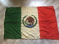Super Rare !!!! Mexico USSR Flag Fleet Original Wool Soviet