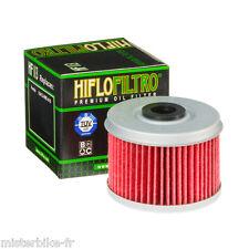 Filtre à huile Hiflofiltro HF113 Honda VT 125 C Shadow 99-13 /TRX 450 Foreman