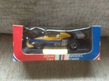 MARCH 761 1976 F1 CAR (RONNIE PETERSON) 1:43 JOHN DAY MODELS DIE-CAST *BOXED*