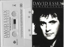 cassette tape  DAVID ESSEX centre stage 80s pop music