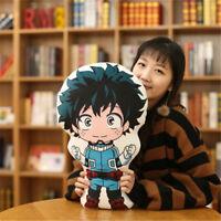 48CM My Hero Academia Midoriya Izuku Plush Doll Soft Stuffed Pillow Toy Gift