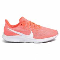 NIKE Air Zoom Pegasus 36 AQ2203 602 Men Running Shoes Laser Crimson UK 9 EUR 44