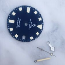 Tudor Submariner Snowflake 9411 Blue Dial and Hands - project 100% genuine