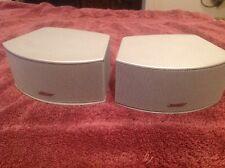 Bose CineMate 3-2-1 321 Serie I II III GS GSX, Gemstone Lautsprecher silber Paar