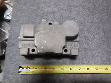 1602-043-308 REXROTH SECTIONAL VALVE END MP18 SERIES STAMPED 033E