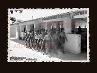1940's Construction Tunnel Bunker WW2 Vintage Hong Kong Photo 香港旧照片 #2311