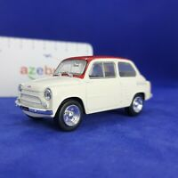 Moskvitch-444 Humpback (ZAZ-965) Soviet Prototype USSR 1958 Year 1/43 Scale Car