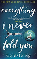 Everything I Never Told You by Celeste Ng (Paperback) Book