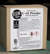 FPP C-41 Color Negative Home Development Kit (1 Liter Kit)