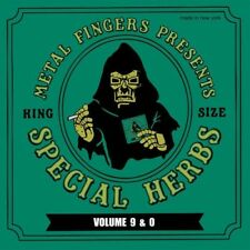 MF DOOM - SPECIAL HERBS VOL.9 & 0   CD NEUF