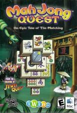 Mahjong Quest (MAC ONLY) PC Game Puzzle NEW~FREE US Shipping
