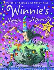 Winnie's Magic Moments (Winnie the Witch) By Valerie Thomas, Korky Paul