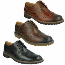 Zapatos de vestir de hombre Clarks color principal marrón