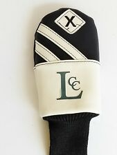 Callaway Hybrid X Head Cover - Lcc Country Club Logo - Head Cover Only