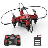 Holy Stone HS410 Mini RC Quadcopter Pocket Drone Altitude Hold for kids toy gift