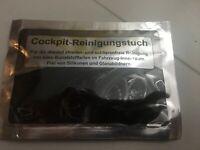 Cockpit Reinigungstuch Automatenware 1x verwendbar / Geschenk 100 Stück / Tuch