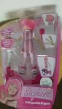 Lazy Town Stephanie Figure Collectable and Multiple Poses Simba Toy~New with Box