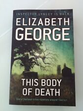 Elizabeth George, This Body Of Death Novel