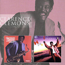Clemons, Clarence, Rescue / Hero, Excellent Original recording remastered, I