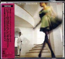 JAMES ROBINSON GUILTY original 1987 JAPAN CD w/obi 32DP-853