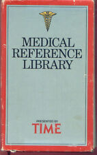 MEDICAL REFERENCE LIBRARY PRESENTED BY TIME - 4 VOLUMES COPYRIGHT 1983