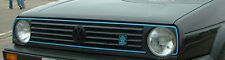 VW Golf mk2 Special Edition Motorsport Blue Grille Grill stripe 8v 16v GTI G60